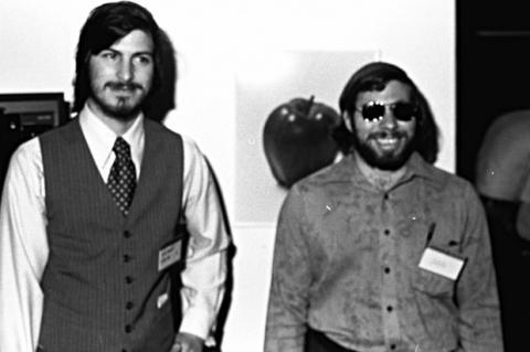 El confudador de Apple es poco conocido por la popularidad de Steve Jobs.